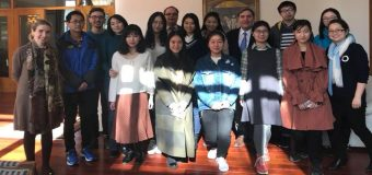 Συνέντευξη με τον Νικόλα Κονίδη, Πεκίνο Κίνα