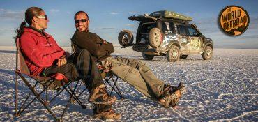 Συνέντευξη με τον Άκη Τεμπερίδη, The World Off Road