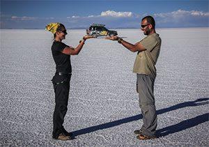 Βολιβία(Salar de Uyuni)