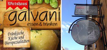 Εστιατόριο Galvani – Das Wirtshaus στην Νυρεμβέργη Γερμανία