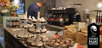 Ελληνικό Εστιατόριο και Καφέ Cosmo Beans στην Λίμα Περού