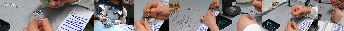 Cristaluna η Ελληνική εταιρεία κοσμημάτων