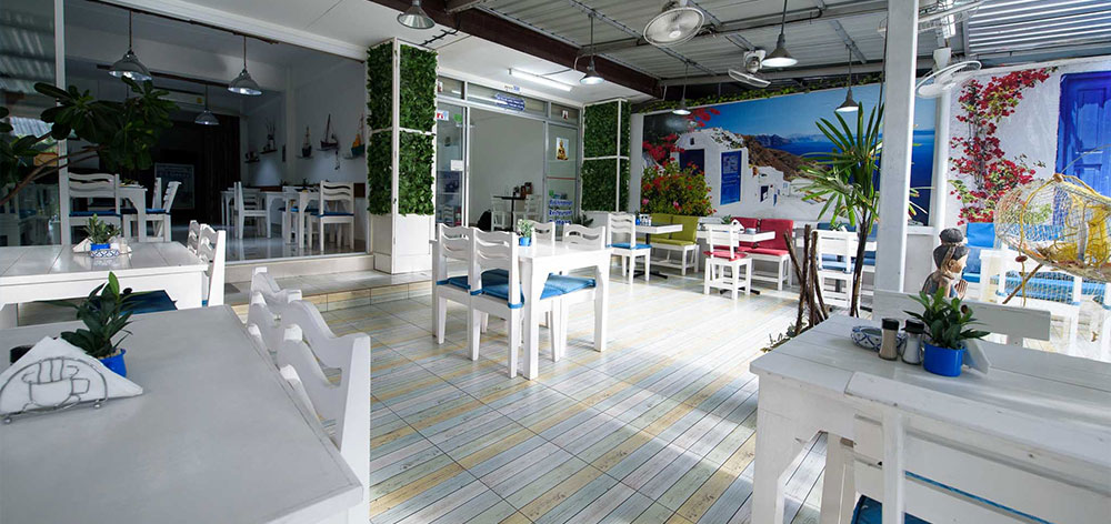 El Greco Greek and Mediterranean Restaurant Pattaya