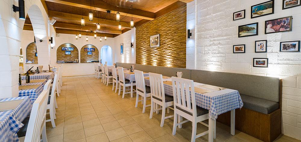 Ελληνικό Εστιατόριο Olive Tree Greek στο Κο Σαμούι