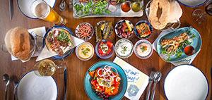 Ελληνικό Εστιατόριο Aesop's Bangkok