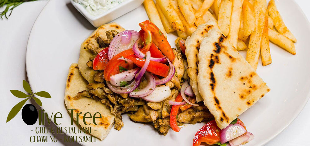 Ελληνικό Εστιατόριο Olive Tree στο Κο Σαμούι