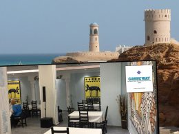 Ελληνικό Εστιατόριο Greek Way στο Ομάν