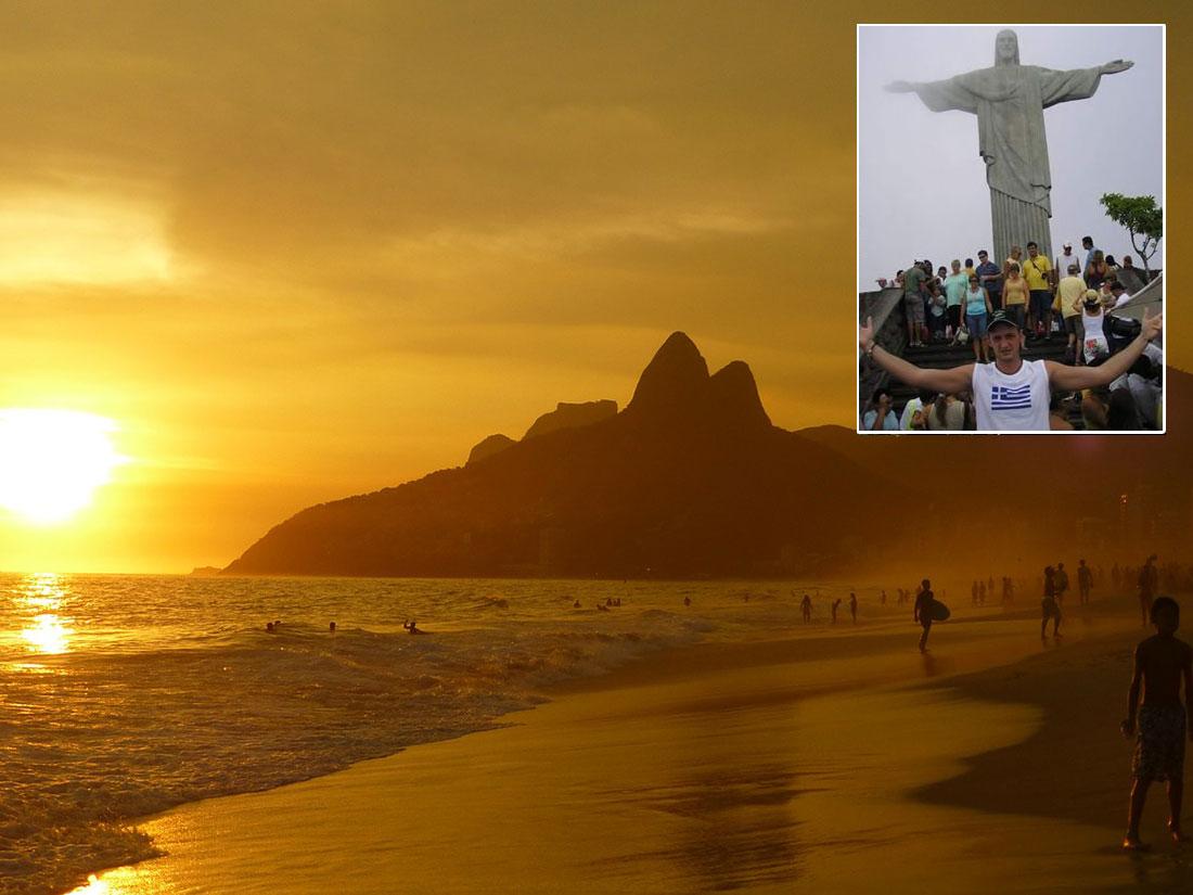 Μία επικίνδυνη αστυνομική απάτη στην Βραζιλία