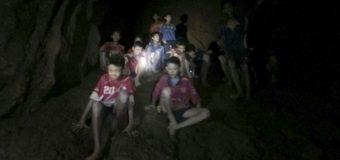 Η τιτάνια επιχείρηση διάσωσης των παιδιών στην Ταϊλάνδη