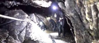 Μερικά καινούργια βίντεο που κυκλοφόρησαν για την σπηλιά της Ταϊλάνδης