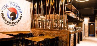 Ελληνικό Εστιατόριο The Spartan – Burger and Souvlaki Bar στο Πουκέτ της Ταϊλάνδης