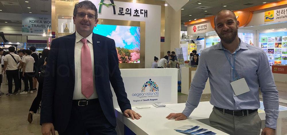 Μιχάλης Τοάνογλου Νότια Κορέα