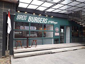 Bros Burgers & Wraps