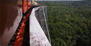 Η γέφυρα Βιρμανίας