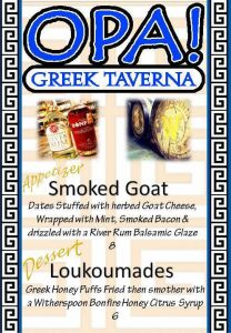 Opa Greek Taverna