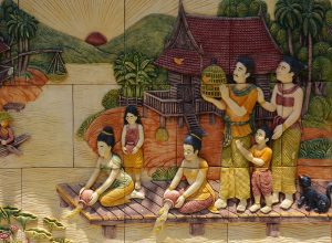 Traditional Thai Art