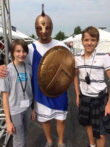 Ελληνικό Φεστιβάλ Ιντιανάπολις (Indianapolis) στις Η.Π.Α.