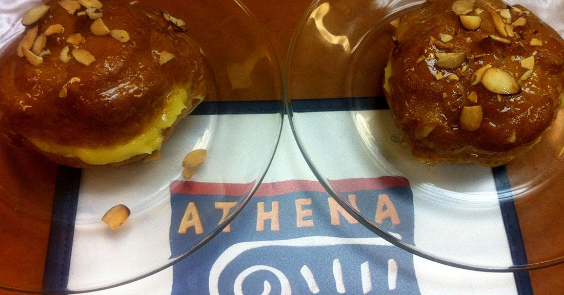 Συνέντευξη με τον Γιάννη Βγενόπουλο, Athena Greek Taverna ΗΠΑ