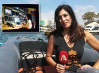 Συνέντευξη με την Ελένη Λαζάρου, Alpha TV και Mega Channel
