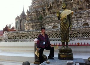 Συνέντευξη με την Μαρία Κέλλη, Ταϊλάνδη