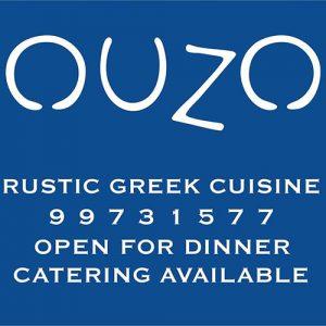 Ouzo Greek Restaurant Avalon