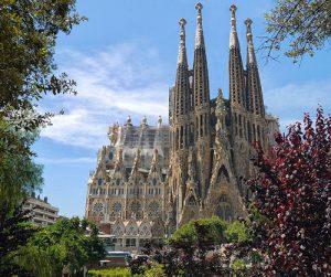 Σαγράδα Φαμίλια στην Βαρκελώνη
