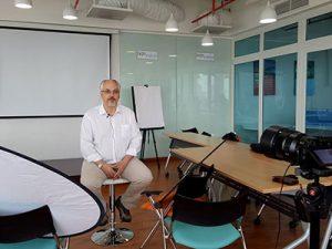 Συνέντευξη με τον Θεόδωρο Κουμέλη, Μπανγκόκ, Ταϊλάνδη