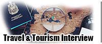 Travel & Tourism Interview