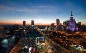 Βαρσοβία Warsaw Poland Πολωνία