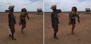 Βαρβάρα Gkempiaou, διαδρομή των 225 χιλιομέτρων