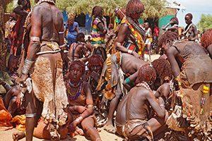 Στα νότια της Αιθιοπίας