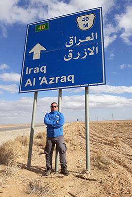 Κωνσταντίνος Μητσάκης Ιράκ