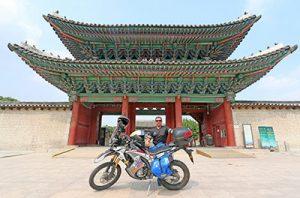 Στην Σεούλ της Νότιας Κορέας