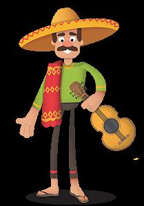 Mexican Comic