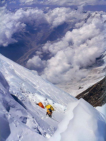 Mount Manaslu 8.163 m The First Greek Expedition 2018