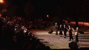 Παραστάσεις Βωβού Θεάτρου Παντομίμα