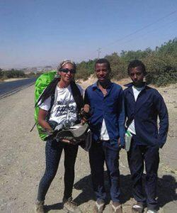 Η διαδρομή των 225 χιλιομέτρων μέσα σε 7 μέρες