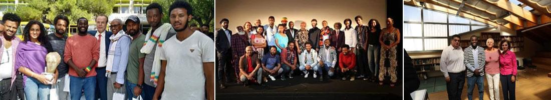 Εθνικό Θέατρο Αιθιοπίας και παράσταση στο Ωδείο του Ηρώδη του Αττικού