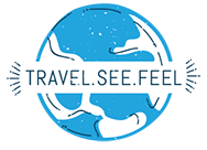 Travel See Feel Logo