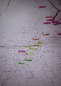 Οι χάρτες