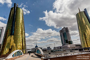 Αστανά, πρωτεύουσα του Καζακστάν