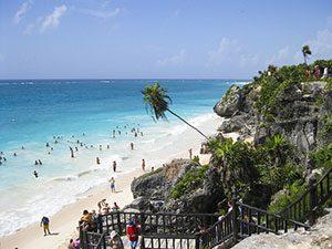 Beach Cliff Mexico, Μεξικό