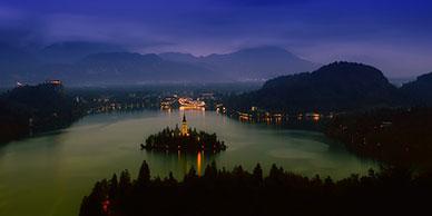 Μπλεντ (Bled) Σλοβενία, Slovenia