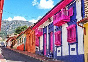 La Candelaría, Bogotá, Colombia