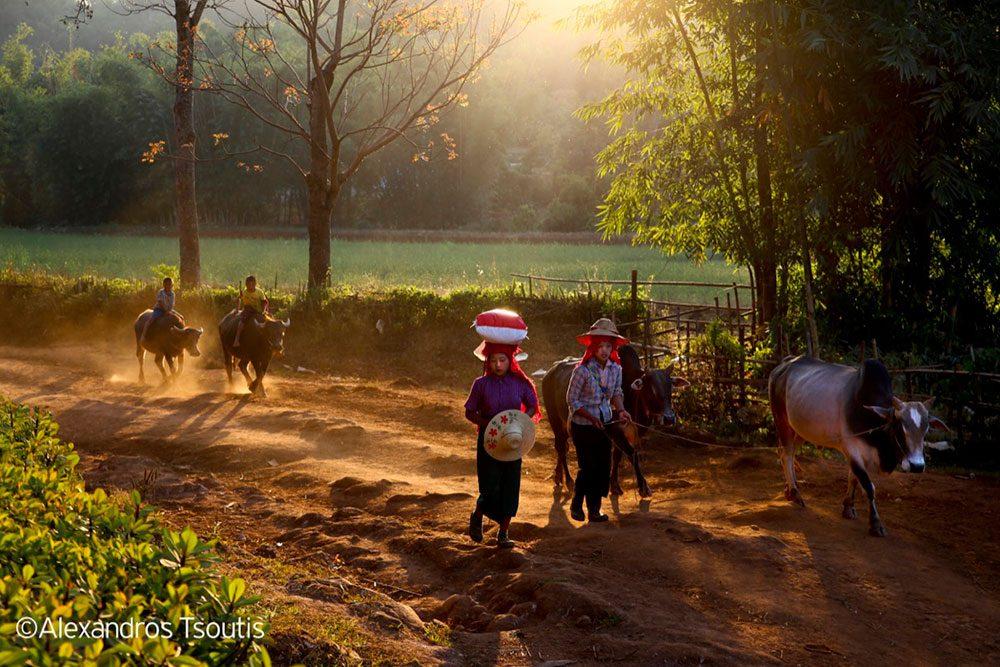 Myanmar, Alexandros Tsoutis Photography