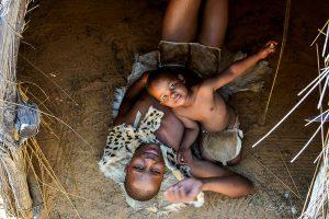 Bushmen. Namibia