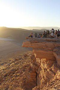 Atacama Desert in Chile, Χιλή