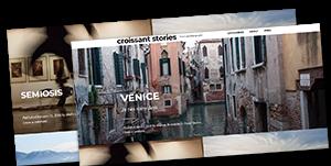 Croissant Stories - Ταξίδια και Φωτογραφία