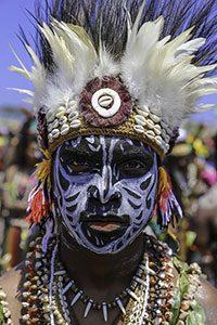 Papua New Guinea, Παπούα
