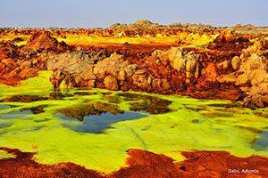 Dallol, Αιθιοπία, Δημήτρης Μπαλατσούρας, Φωτογραφία